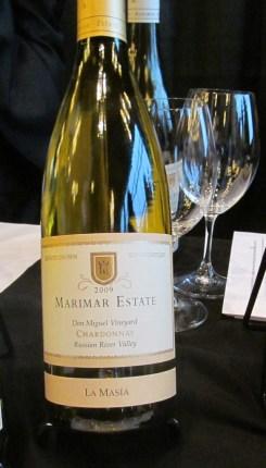 Marimar Estate La Masia Chardonnay 2009