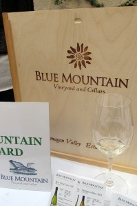 Blue Mountain Brut NV sparkling