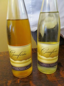 Comforts of Whidbey Sweet Donna 2009 and 2010