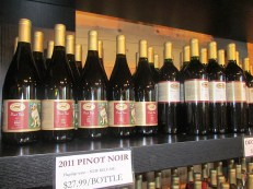Spoiled Dog Winery Pinot Noir 2011