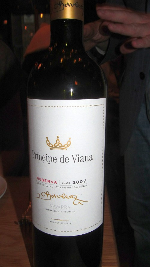Principe de Viana Reserva 2007