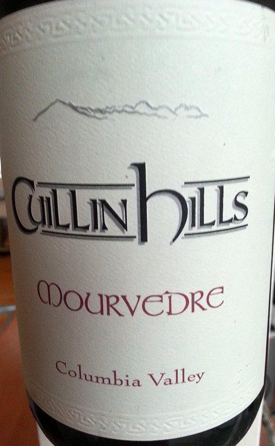 Cuillin Hills Mouvedre 2008