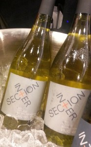 Intersection Reserve Sauvignon Blanc and Viognier 2012