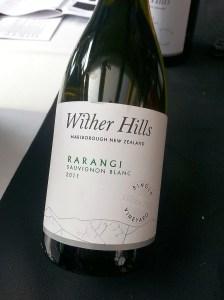Wither Hills Rarangi Sauvignon Blanc 2011