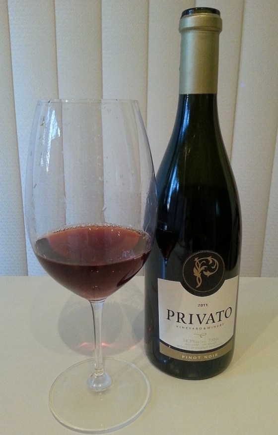 Privato Pinot Noir 2011
