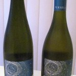 Perseus Gewurztraminer 2012 and Select Lots Chardonnay 2011