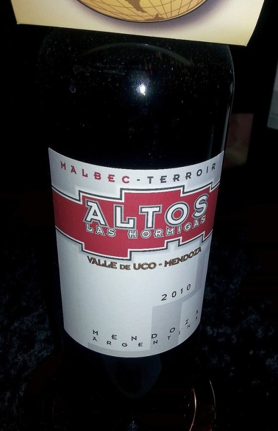 Altos Las Hormigas Malbec Terroir 2011