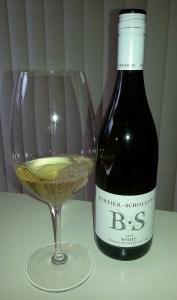 Bartier Scholefield White 2011 in glass