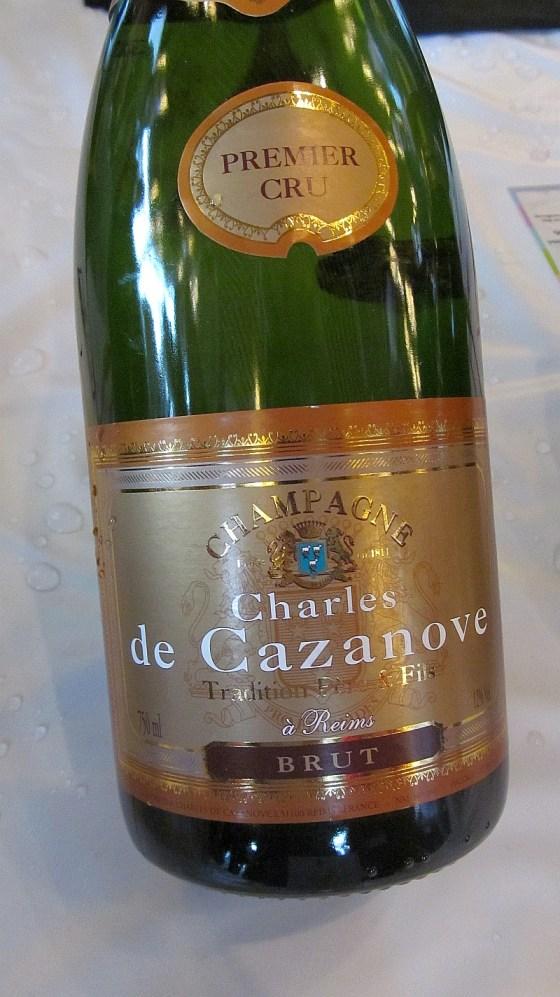 Champagne Charles de Cazanove Premier Cru Brut