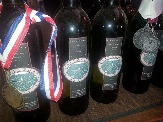Wines from Callaghan Vineyards
