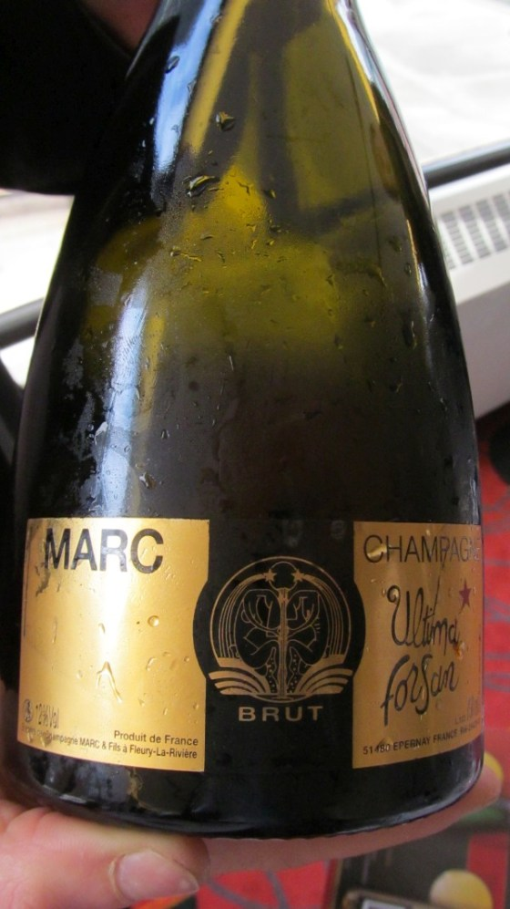 Chateau Marc Ultima Forsan Champagne