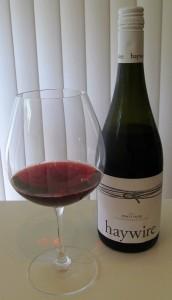 Haywire Pinot Noir 2012