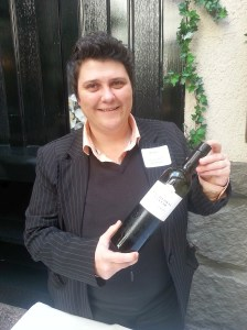 Izele van Blerk wine maker from KWV