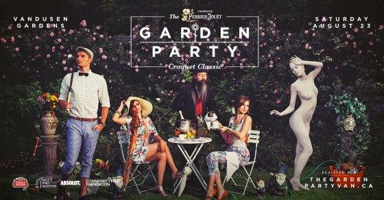 VanDusen Garden Party