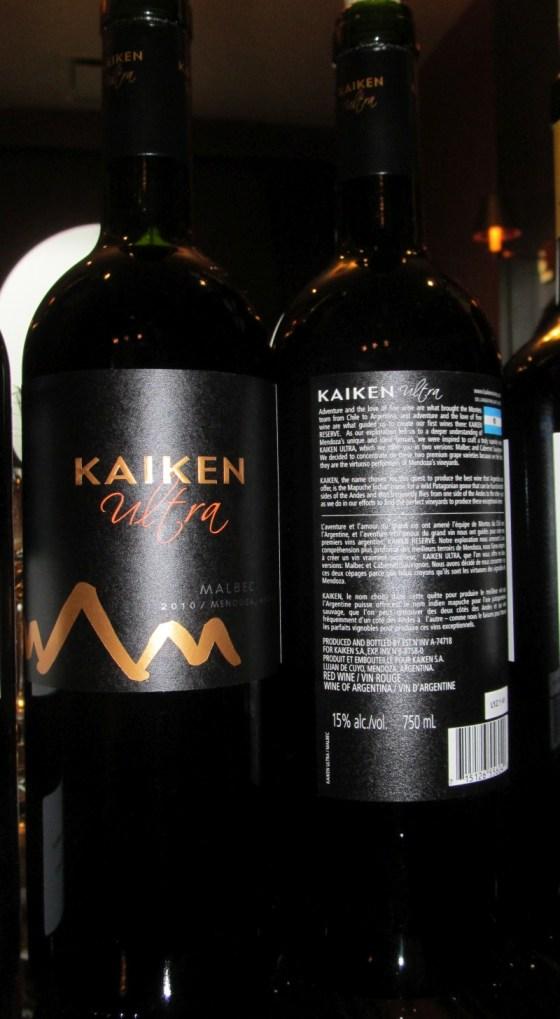 Kaiken Ultra Malbec 2010