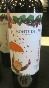 Monte Del Fra Bardolino 2012
