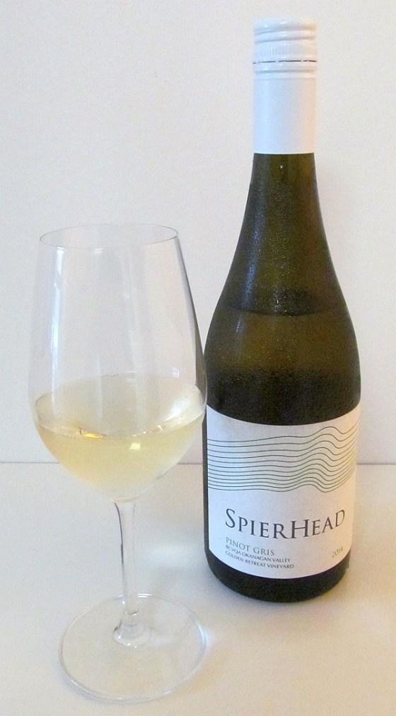 SpierHead Pinot Gris 2014
