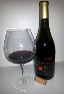 TIME Estate Syrah 2012