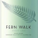Fern Walk Pinot Gris label