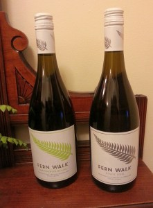 Fern Walk Sauvignon Blanc and Pinot Gris 2014
