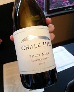 Chalk Hill Pinot Noir 2013