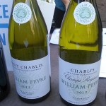 William Fevre Chablis and Petit Chablis