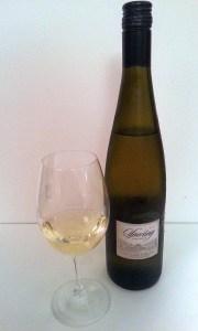 Sperling Vineyards Old Vines Riesling 2011