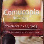 Cornucopia guide book