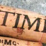 TIME Estate Winery cork