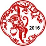 Red Fire Monkey Year 2016