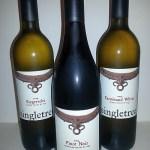 Singletree Winery Siegerrebe, Farmhand White, and Pinot Noir
