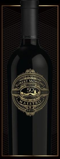 Robert Mondavi Maestro 2013