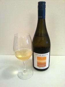 Upper Bench Chardonnay 2014