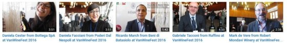 VanWineFest 2016 - MyWinePal Youtube Videos