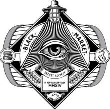 Black Market Secret Society White