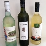 A vertical of 3 Semillon from Australia