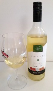McGuigan Hunter Valley Semillon Bin 9000 2005