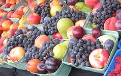 Fresh BC fruit