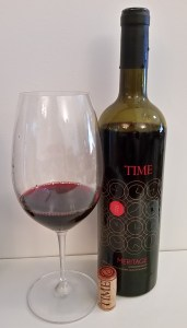 TIME Estate Winery Meritage 2013