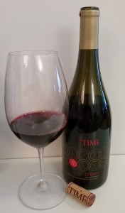 TIME Estate Winery Syrah 2013