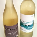 Haywire Waters & Banks Sauvignon Blanc and Evolve Cellars Pinot Blanc