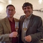 Karl MyWinePal with Rodolfo Opi Sadler from La Mascota Vineyards small