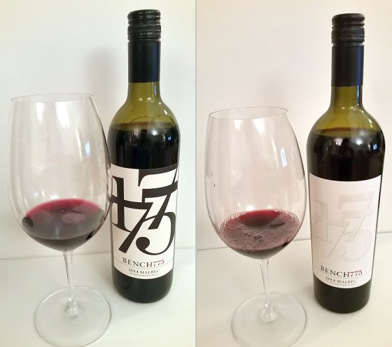 Bench 1775 Malbec 2014 and Similkameen Malbec 2014