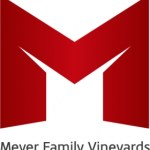 Meyer family vineyards logo