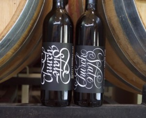 Church & State Signature Series Cabernet Franc and Merlot wines