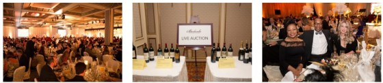 VanWineFest Bacchanalia Dinner and Auction