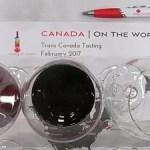 Trans Canada Tasting at #VIWF