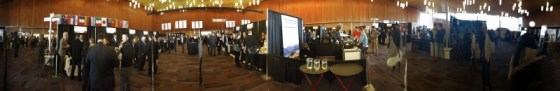 VIWF The Festival Tasting Room in the International Section