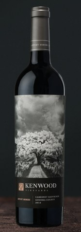 Kenwood Vineyards Artist Series Cabernet Sauvignon 2012