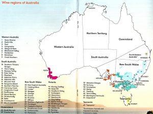 AusUpClose map (Courtesy Wine Australia)